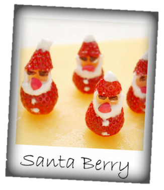 Santa Berry by Geniusknight from wikiHow