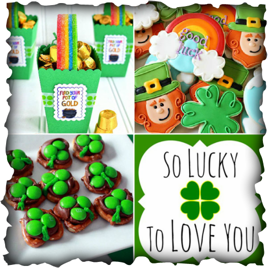St Patrick's Day treat ideas
