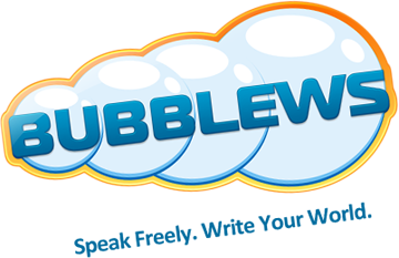 bubblews logo and tos via geniusknight.weebly.com