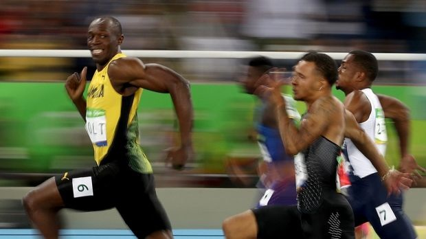 15 Hilarious Reactions to Usain Bolt's Winning Smile at Rio Olympic Games