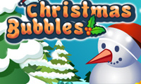 Play Christmas Bubblews puzzle games at Hunger Games