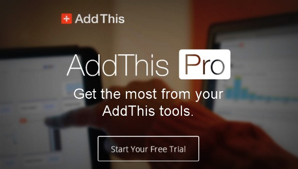 Addthis pro went viral among the top brands and bloggers immediately after it's release