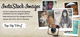 Get Paid for Your Instagram Photos with InstaStock Images