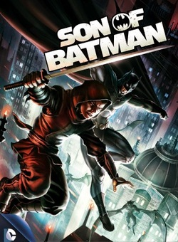 Today I watched Son of Batman (2014) |Movie Review, Batman Animated Movies Recommendations
