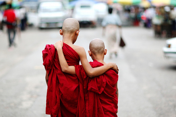 #1 The Helper - 4 Types of Friends According to Buddha