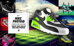 Turn Your Instagram Photos Into Custom Nike Sneakers