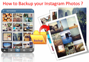 Backup your Instagram photos