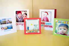 Make Instagram Holiday Cards